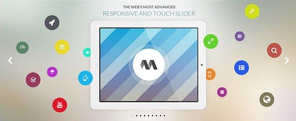 Master Slider - Responsive Touch Slider