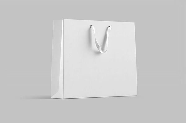 Shopping Bag – Free Presentation Mockup