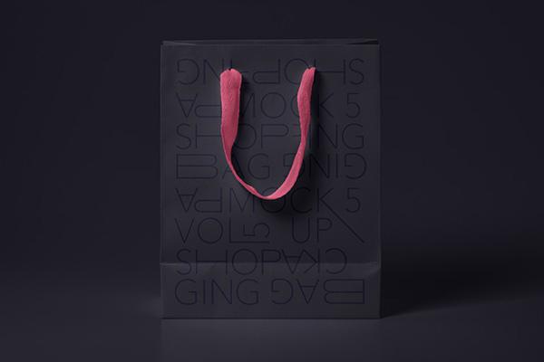 Shopping Bag Mockup Vol 5
